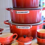 Le Creuset is a big seller