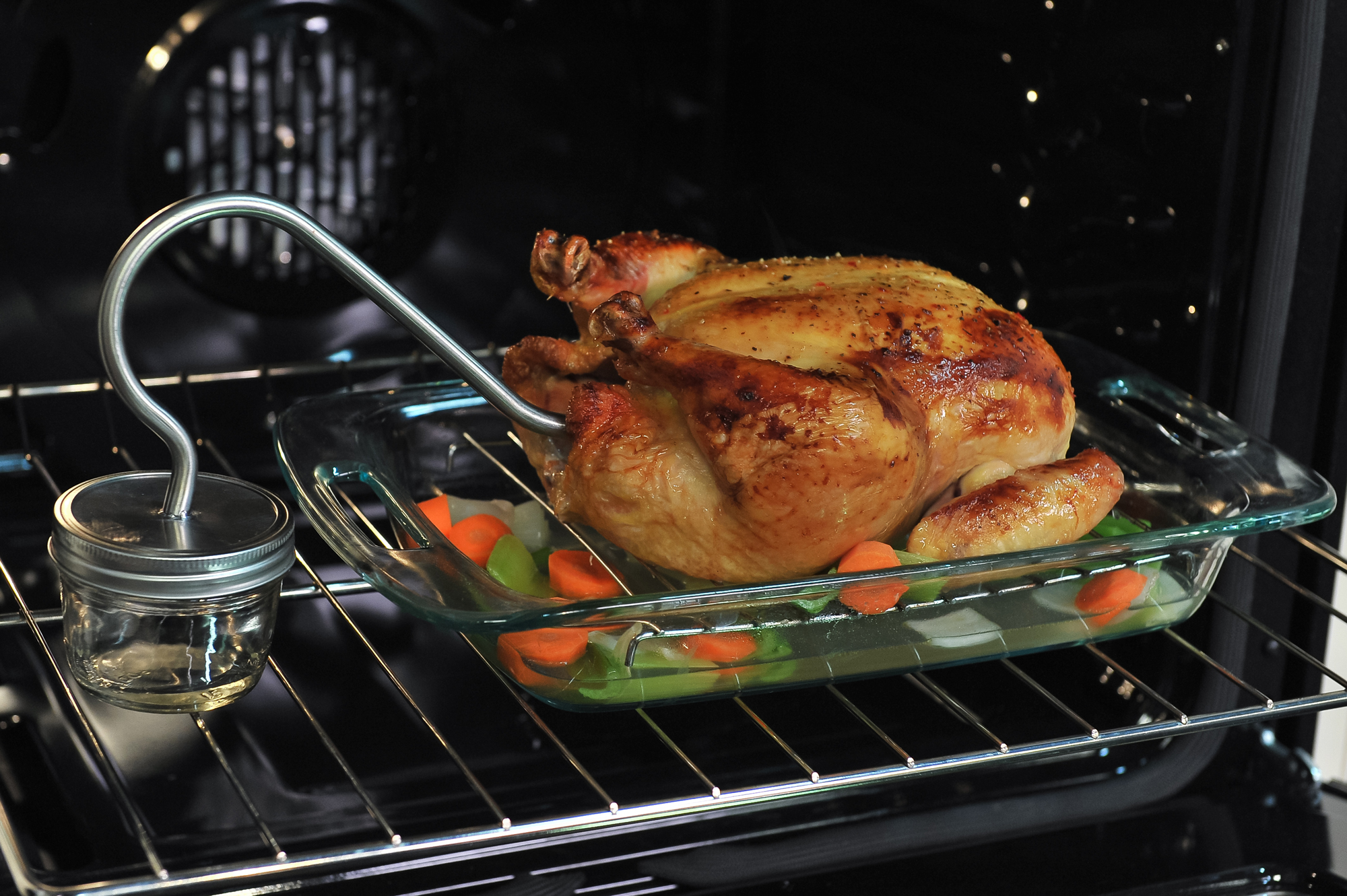turboroaster cooks perfect poultry in half the time | kitchenware