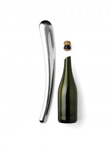 Menu Champagne Sabre