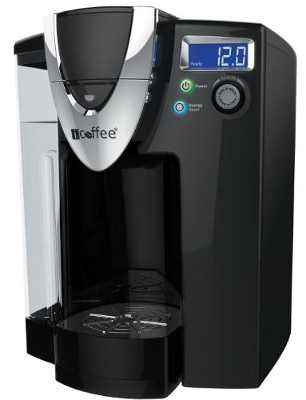 iCoffee Debuts Breakthrough Technology in K-Compatible Single Serve Brewer Kitchenware News ...