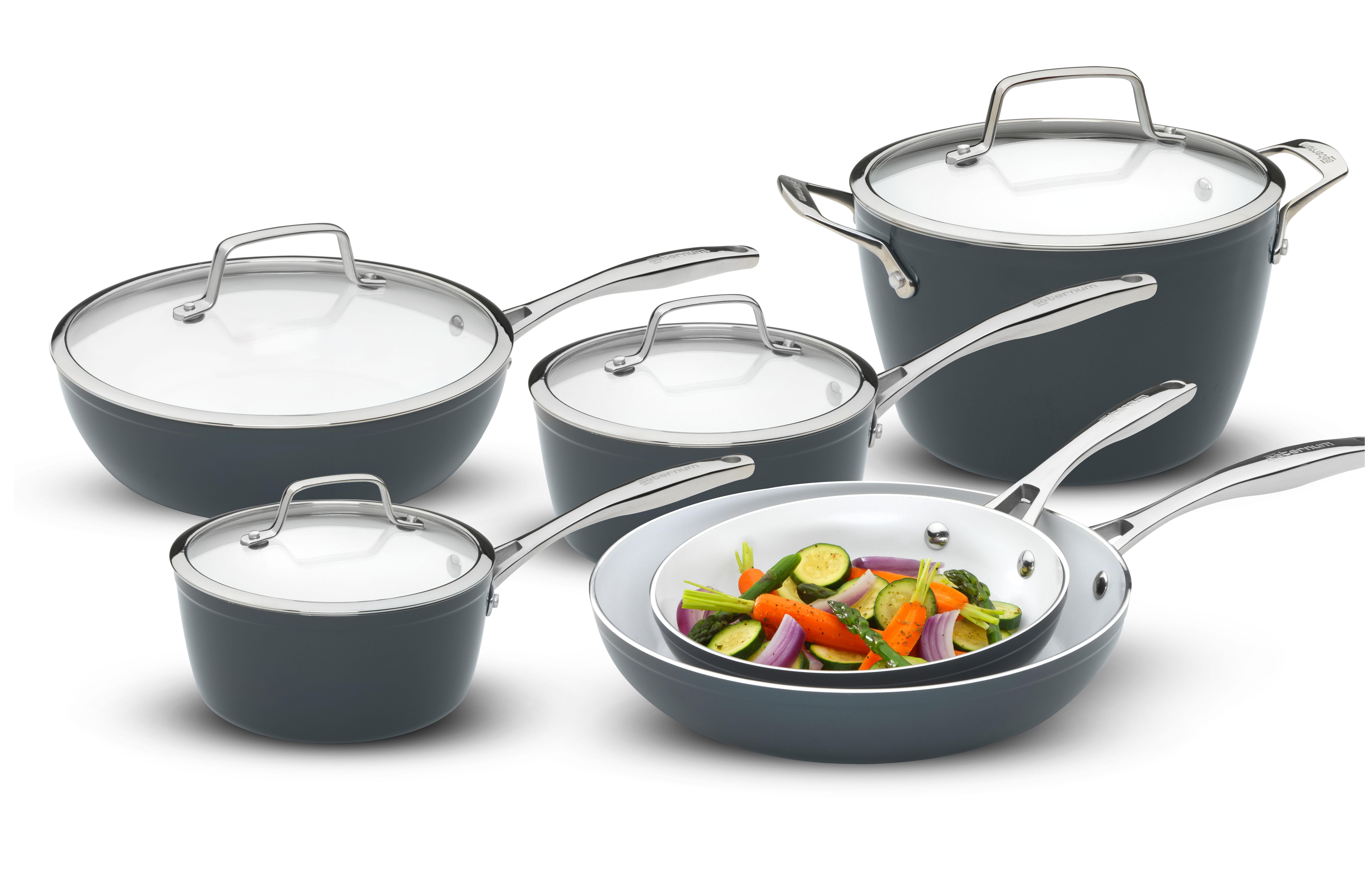 Kitchen Cookware Set Reviews