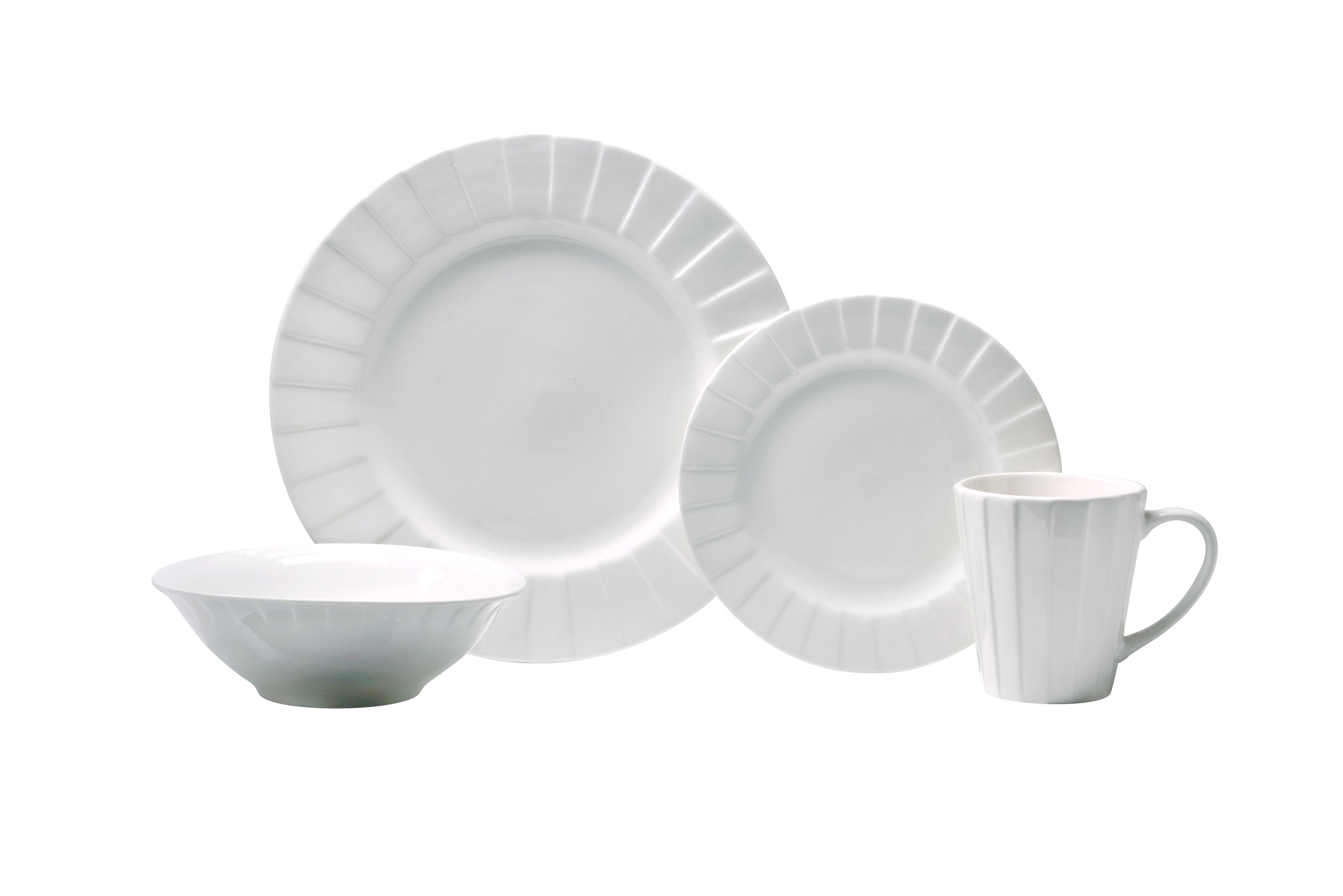 Ori dinnerware  sc 1 st  Kitchenware News & Oneida Dinnerware Caught In All-White after Labor Day   Kitchenware ...