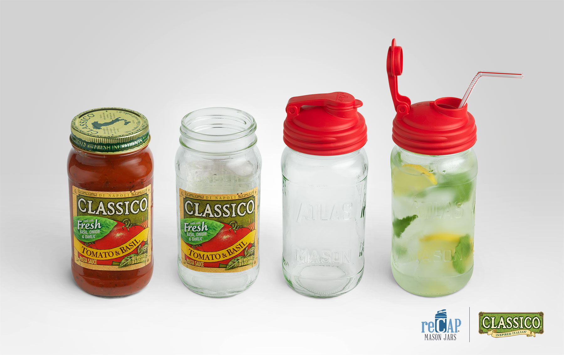 Classico Partners with reCAP to Encourage Consumers to