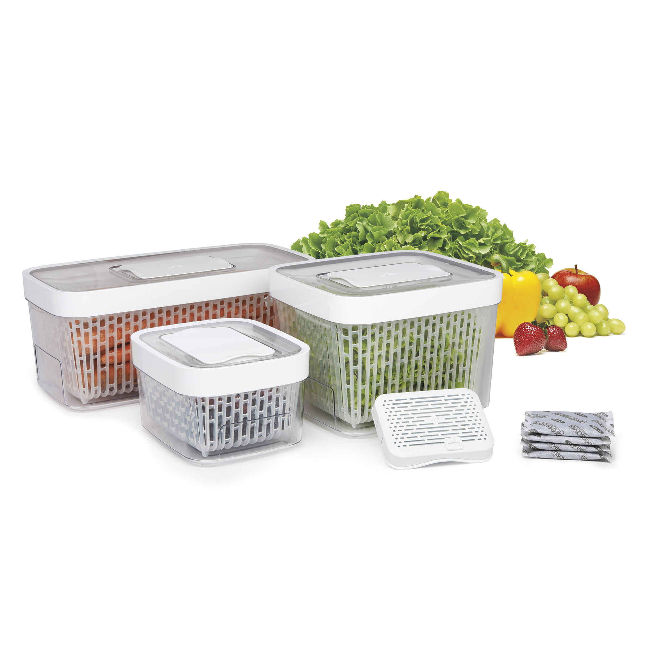 food storage containers that do more than just store | kitchenware
