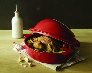 Emile Henry Chicken baker 3