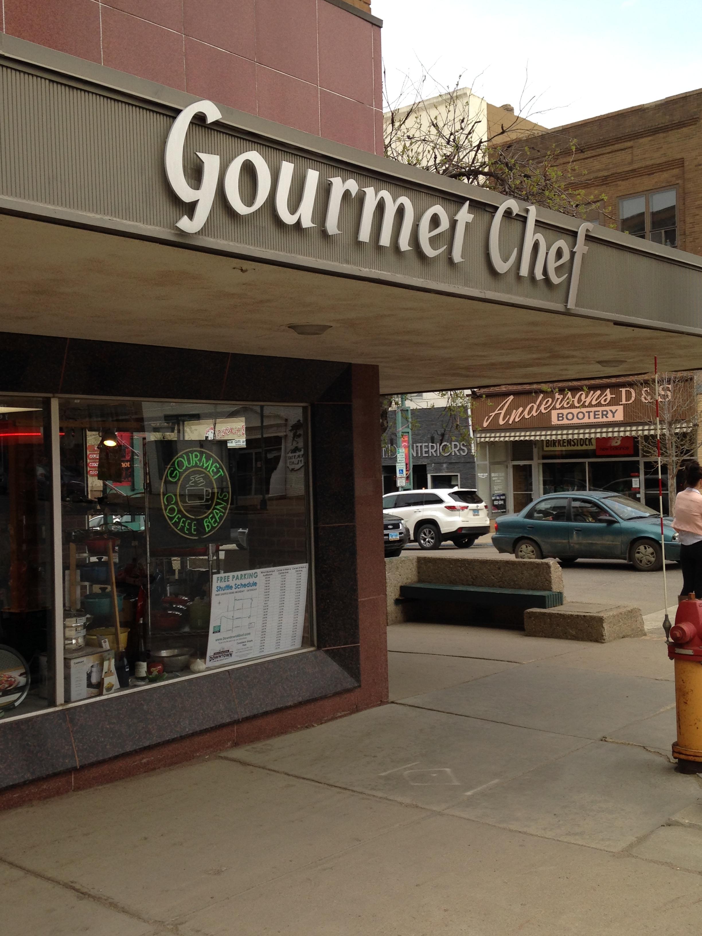 Gourmet Chef Local North Dakota Kitchen Store Favorite For 22 21 Pretty Gourmet Kitchen