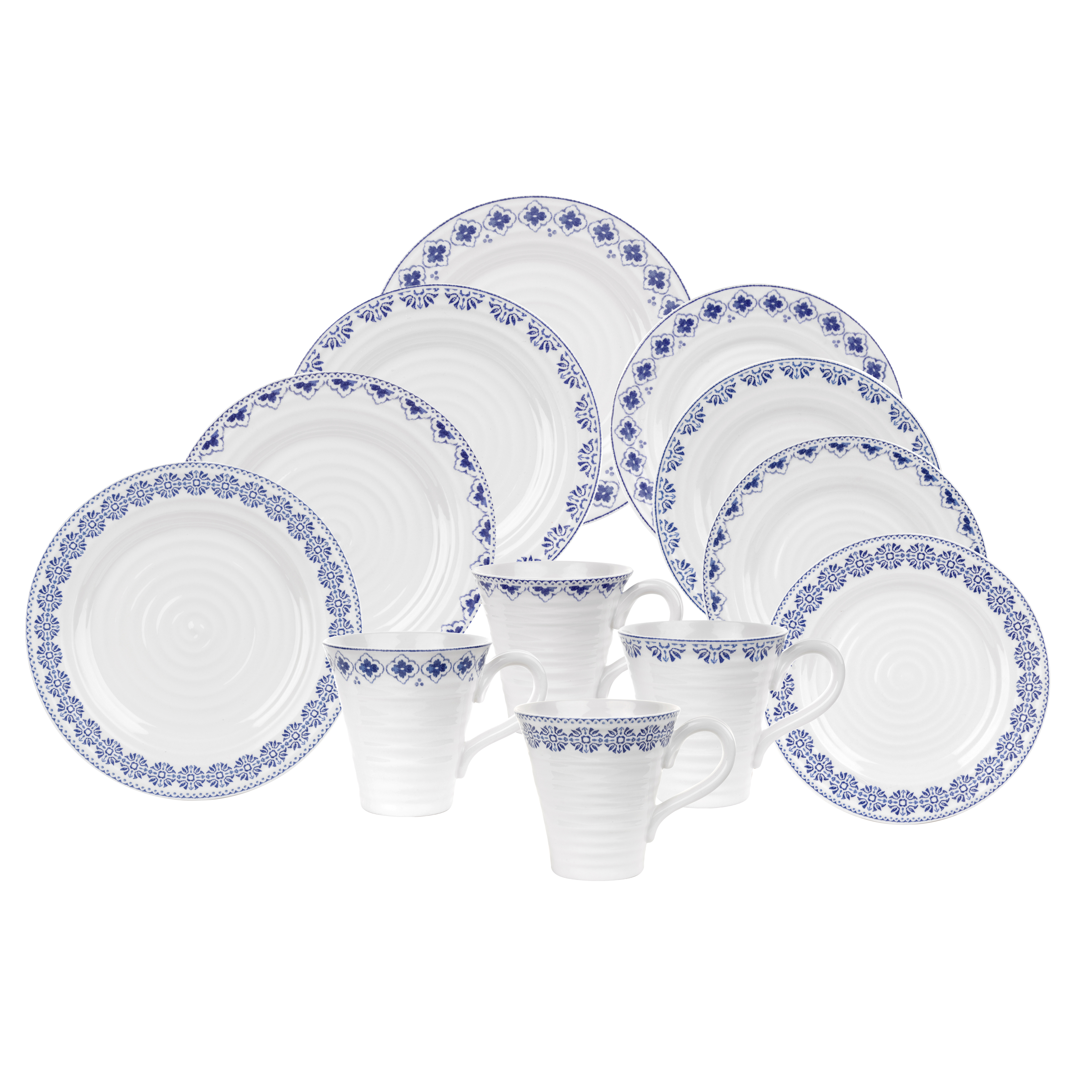 CPU77467-XP 12PC Sophie Conran Blue and White  sc 1 st  Kitchenware News & Introducing Sophie Conran for Portmeirion Blue \u0026 White Collection ...