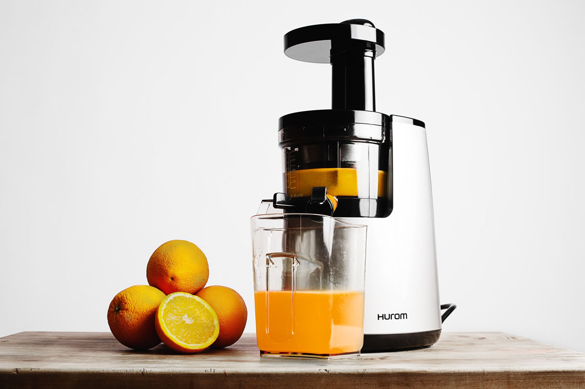 Hurom Hh Elite Slow Juicer : Breakfast Appliances for the Most Important Meal of the Day Kitchenware News & Housewares ...