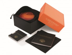 Le Creuset limited-edition 90th Anniversary Original Cocotte