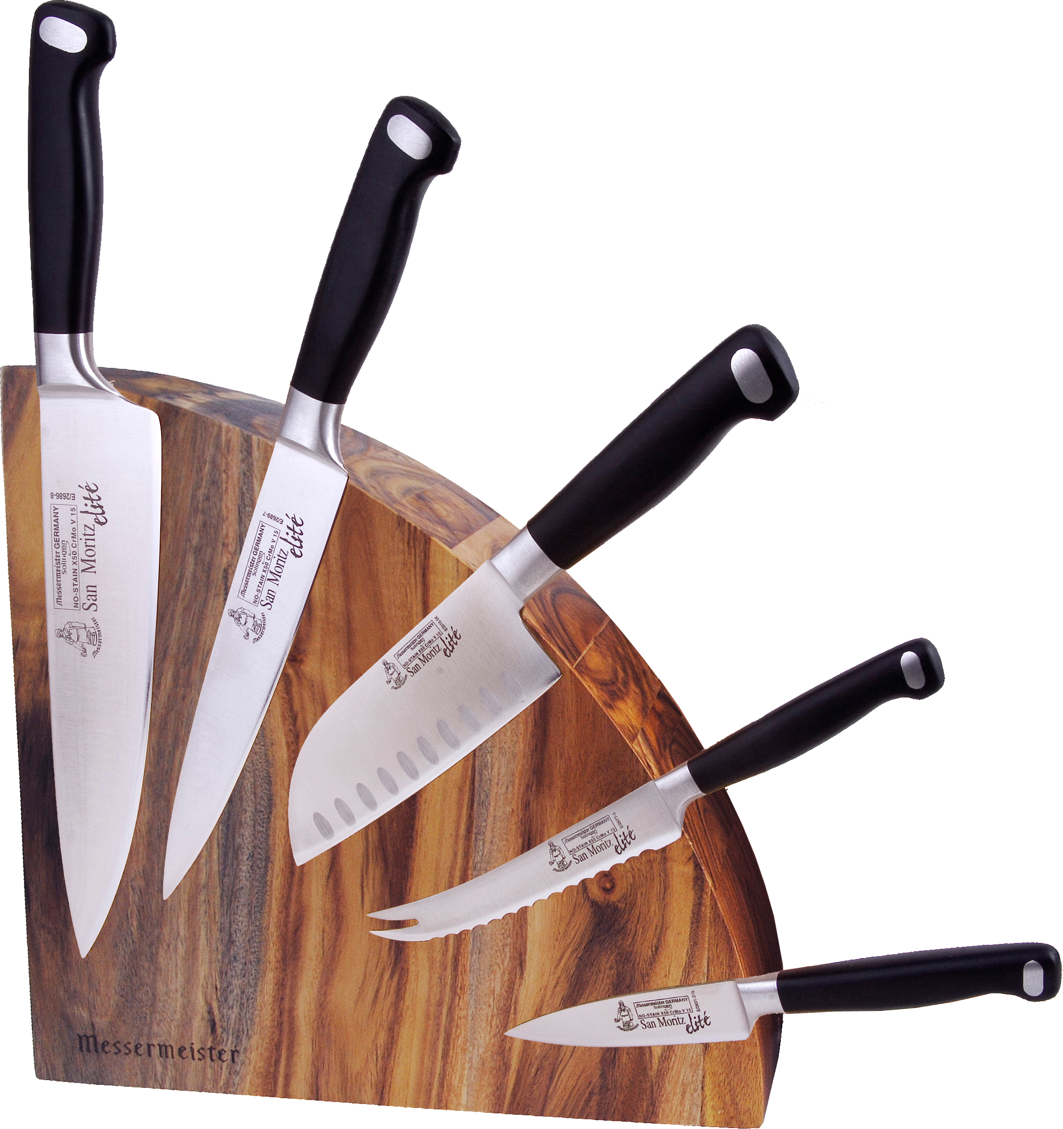 Unique Knife Blocks Put Blades On Display Kitchenware