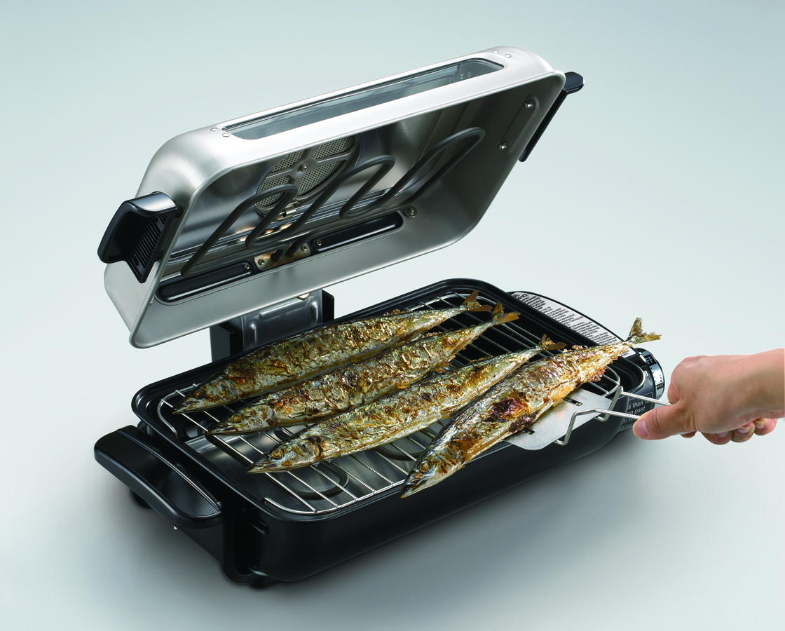 Countertop cooking appliances kitchenware news for Cooking fish in dishwasher