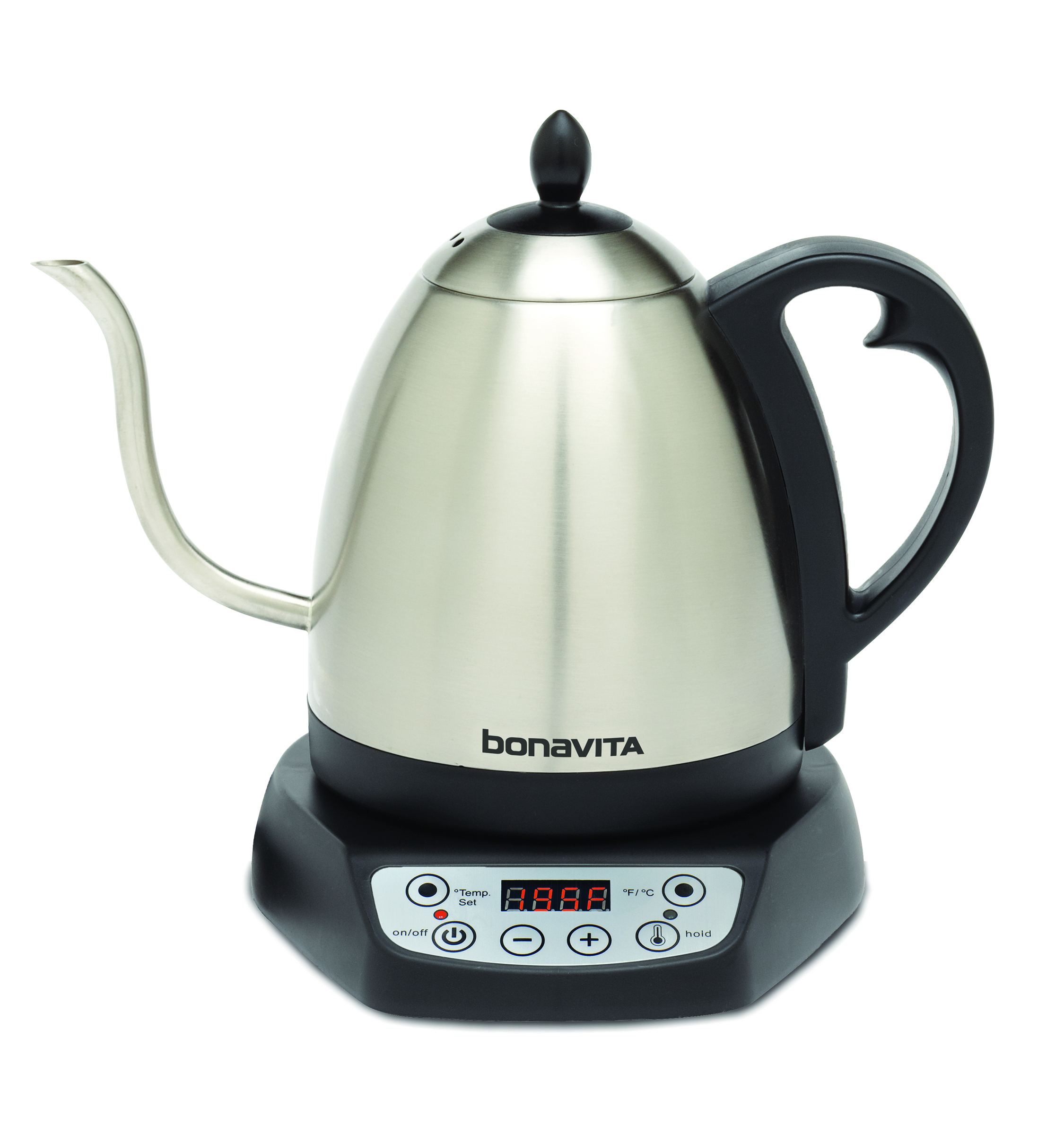 Coffee Brewers And Electric Kettles Kitchenware News Housewares Syphon Maker 10l Digital Variable Temperature Gooseneck Kettle