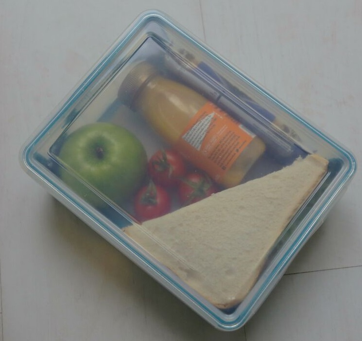 New Food Container Folds Flat for Storage Kitchenware News