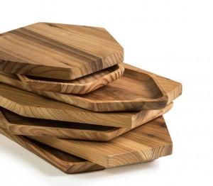 Cedar wood_stack