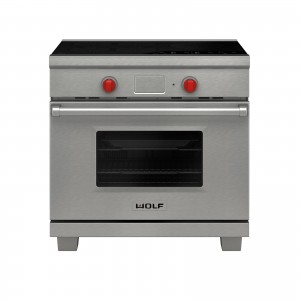 Wolf induction range