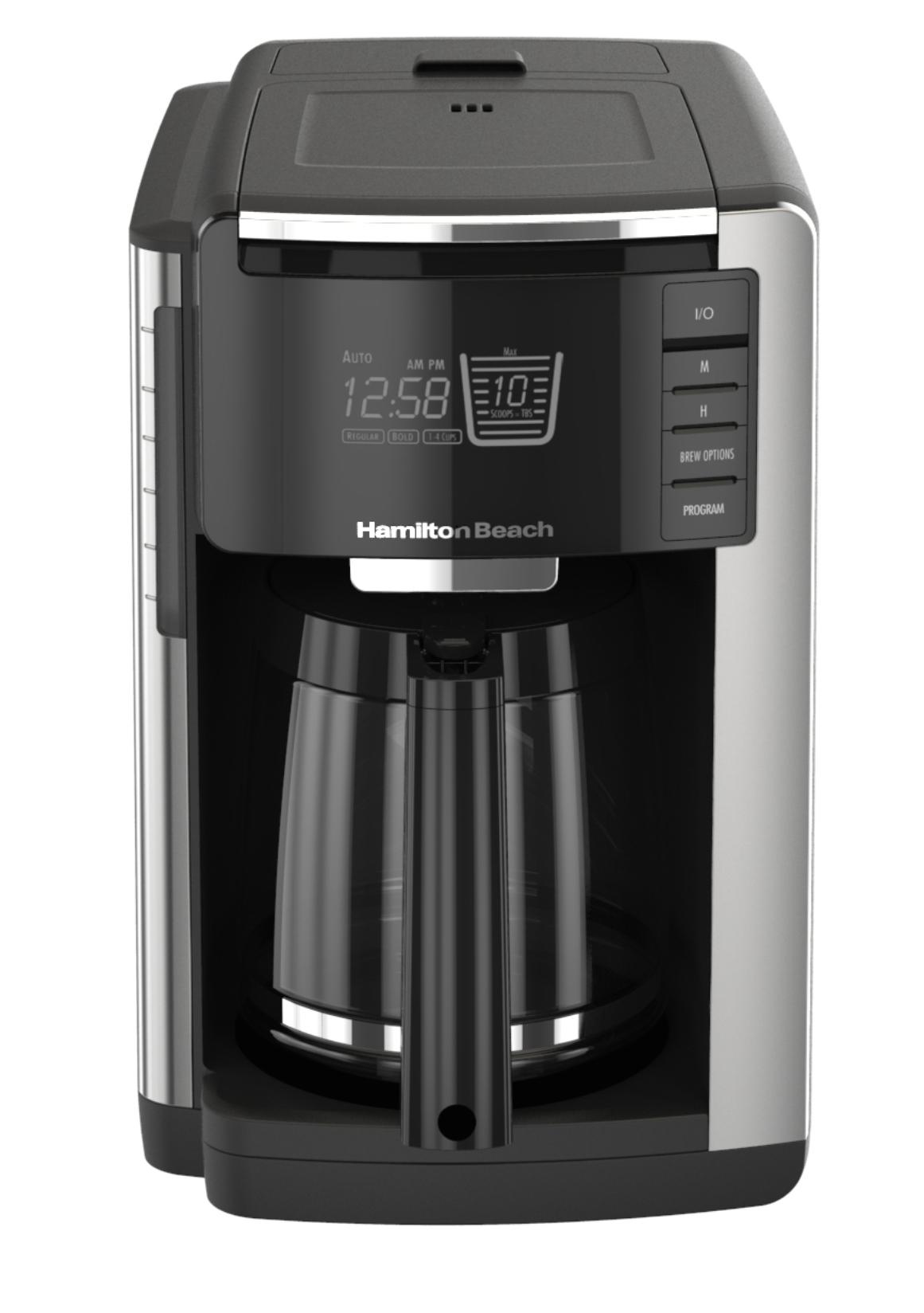 Trucount 12 Cup Coffee Maker From Hamilton Beach Kitchenware News