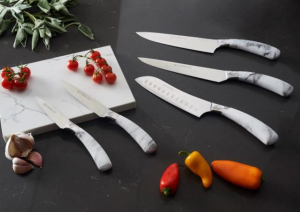 marble knives