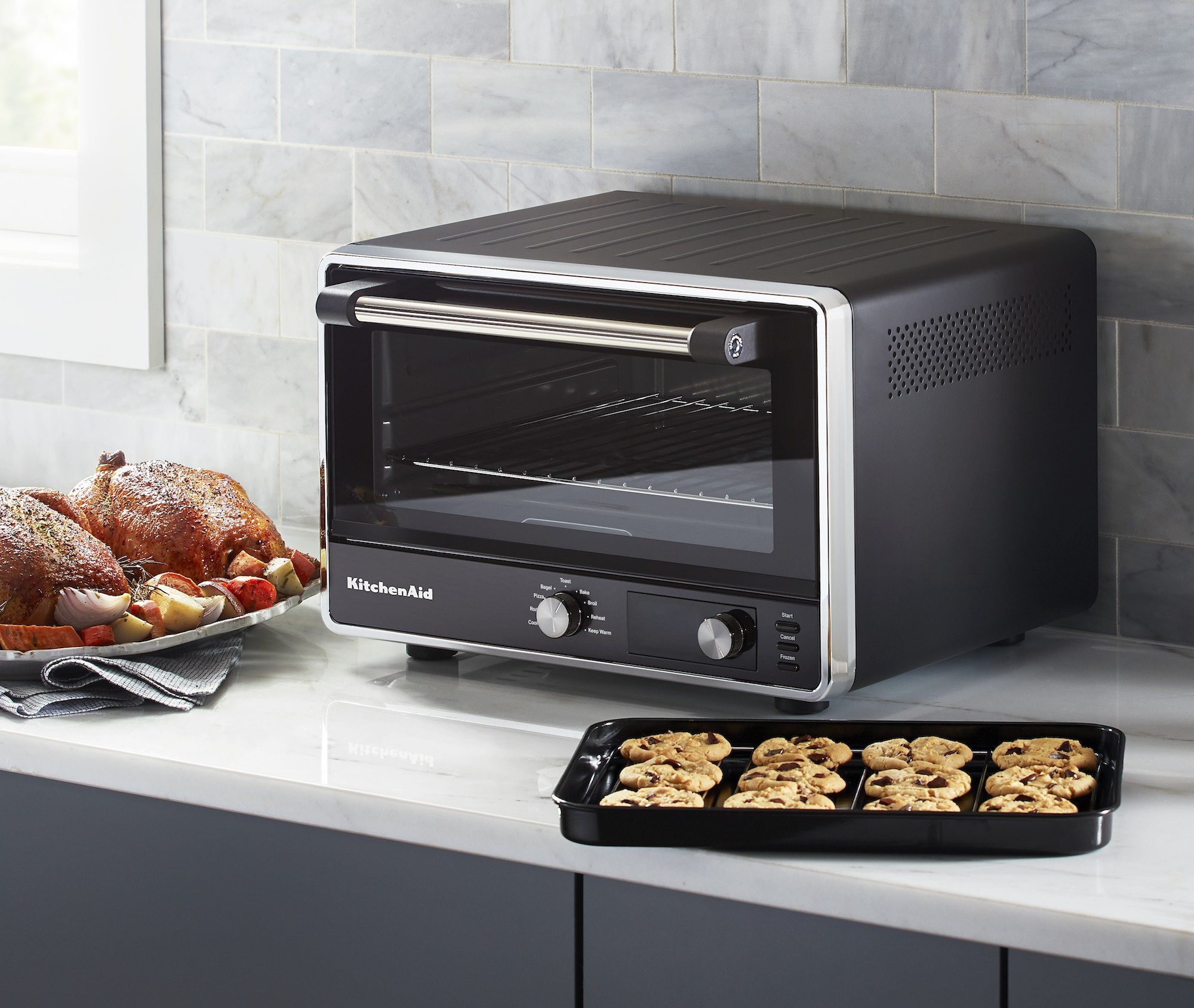 Kitchenaid Digital Countertop Oven Offers Full Size