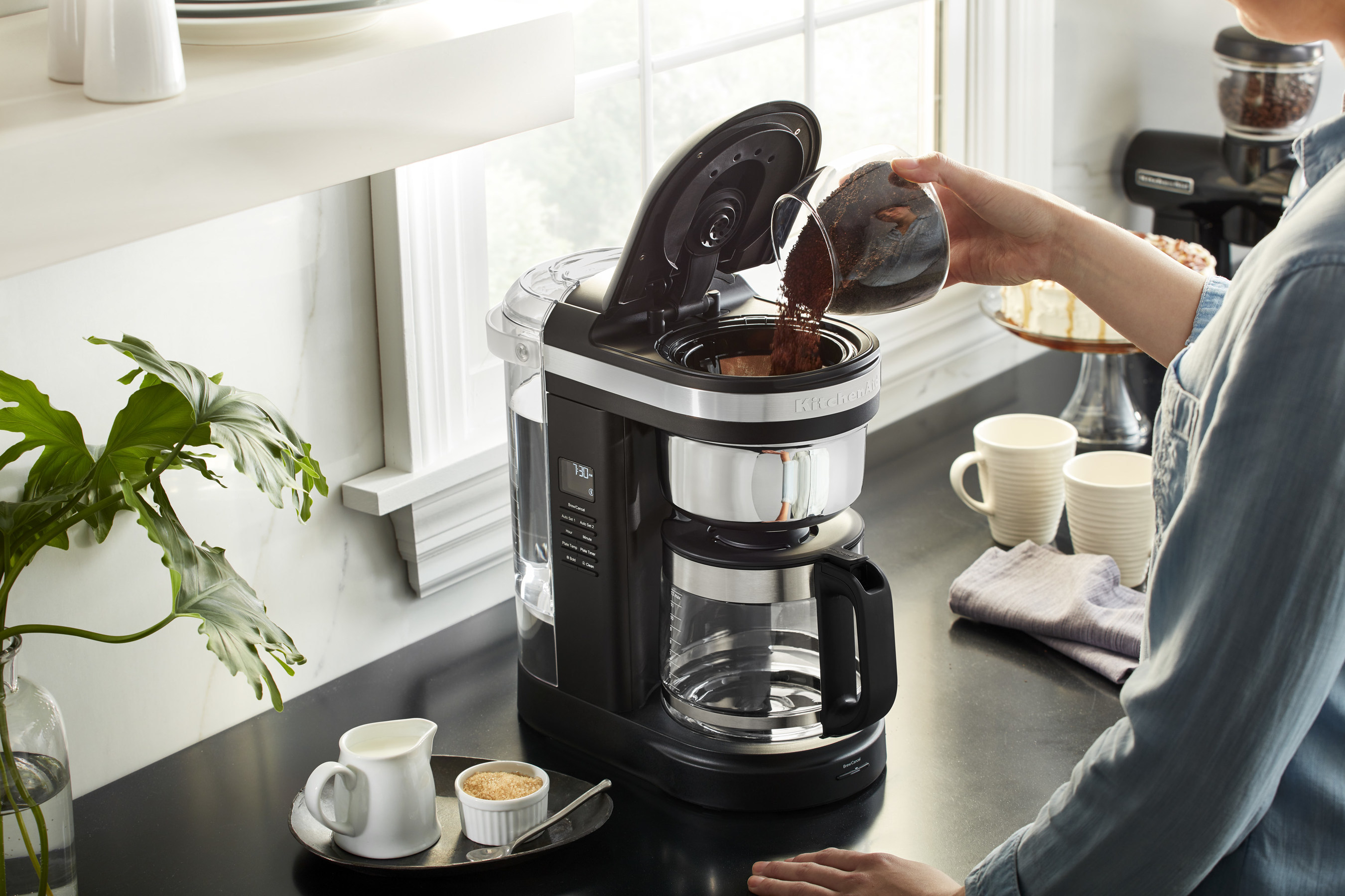 New Kitchenaid Coffee Makers Reinvent Drip